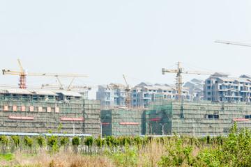 Neubau in China