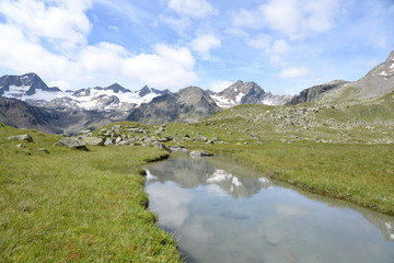 Mutterberger Seen, Stubaier Alpen