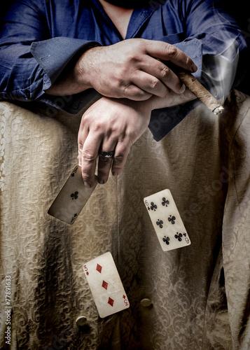 Gambling Man Poster