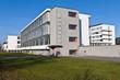 Leinwanddruck Bild - Bauhaus Dessau
