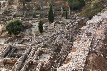 Byblos Archeological Ruins, Lebanon