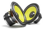 Kit of sound speakers