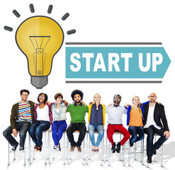 Start Up Innovation Success Growth Ideas Concept