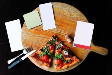 Tagliere Pizza