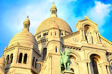 Paris Montmartre church