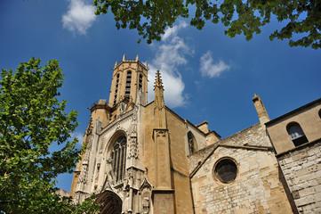 Provenza, Aix-en-Provence, la cattedrale