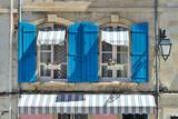 Arles, Provenza, Camargue - azzurro provenzale