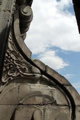 detalhe arquitetônico igreja méxico