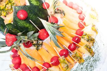 Banchetto di frutta