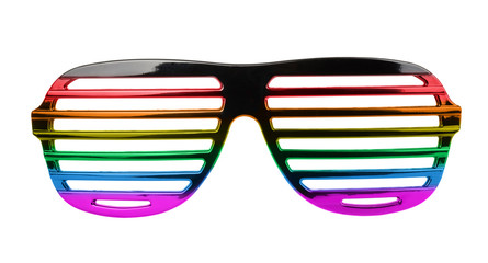 Coming out sunglasses