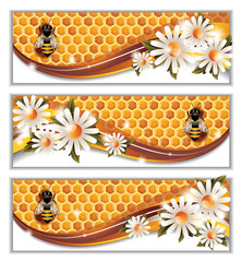 Honey Banners