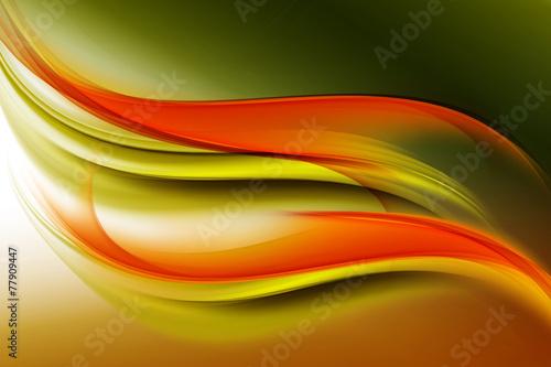 Artist Abstract Design