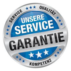 Unsere Service Garantie - Service, Qualität, Kompetenz