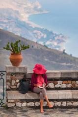 One day in Castelmola