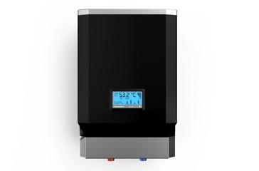 Electric black  boiler, water heater