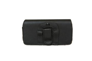 Mobile phone cases. Black