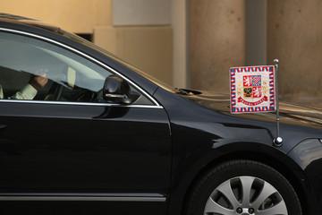 Czech presidential limousine