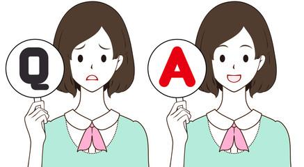 女性 Q&A