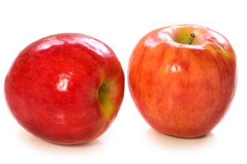 Red jazz apples
