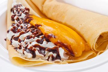 クレープ デザート お菓子 スイーツ crepe galette