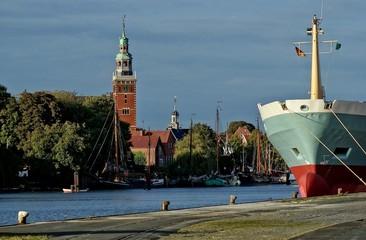 Leer Tourismus und Schifffahrt