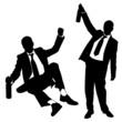 drunk men - 77923419
