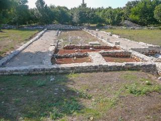 Omisalj ruins