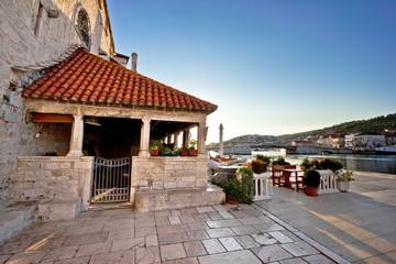 Historic UNESCO town of Trogir