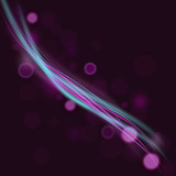 Magenta abstract background.