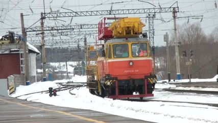 leaves the depot repair avtomotrima ADM-1-U1