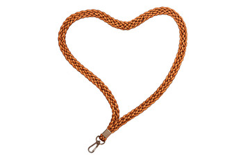 Lanyard Heart with hook
