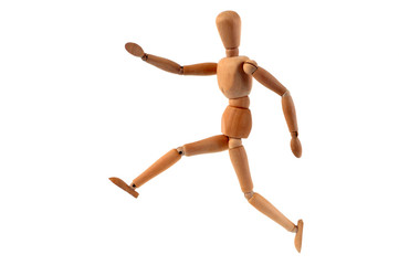 L'homme qui court