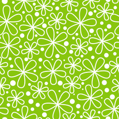 Floral seamless pattern for Your design