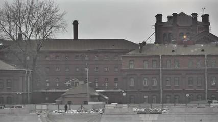 St. Petersburg. Prison Kresty