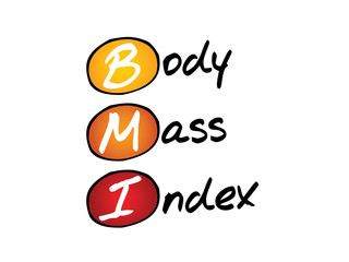 Body Mass Index (BMI), concept acronym