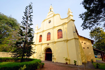 St. Francis Church in Kochi,India