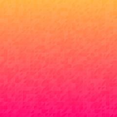 Seamless gradient mosaic pattern. Vector illustration