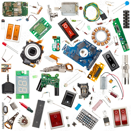 Electronic components - 77933237