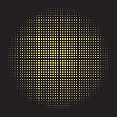 halftone_background_gold