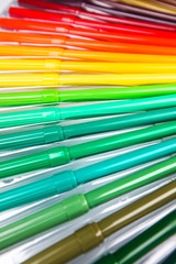 Lots of Assorted Colors Marker Pens