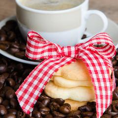 kaffee mit plätzchen