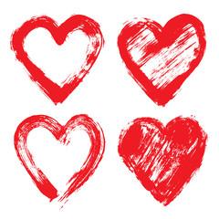 Hearts_Herzen_Grunge