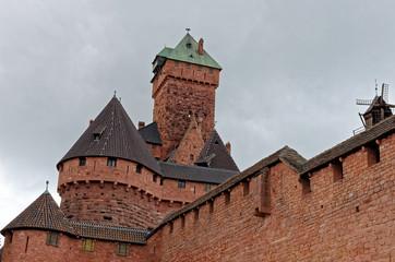 Château Haut-Kœnigsbourg Alsace