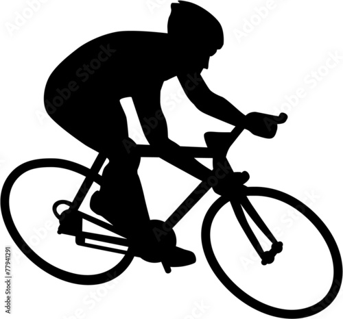 Bike Bicycle Cyclist - 77941291