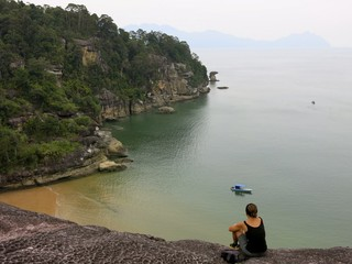 Bako National Park, Borneo Malaysia