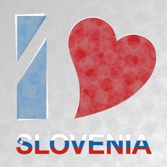 I Love Slovenia