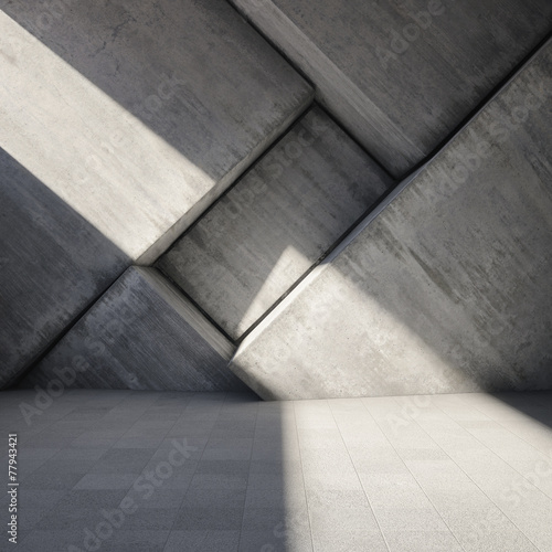 Fotobehang Wand Abstract geometric background