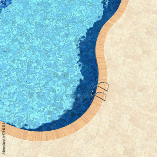 Swimming pool - 77943439