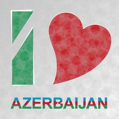 I Love Azerbaijan