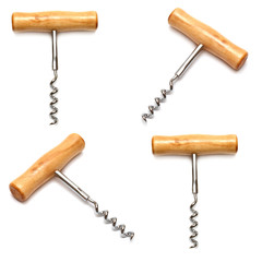 Collection corkscrew